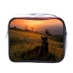 Evening Rest Mini Travel Toiletry Bag (one Side) by mysticalimages