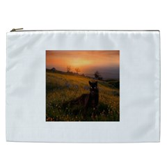 Evening Rest Cosmetic Bag (xxl) by mysticalimages