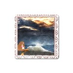 Stormy Twilight [Framed] Magnet (Square) Front