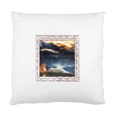 Stormy Twilight [framed] Cushion Case (two Sides)