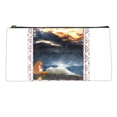 Stormy Twilight [framed] Pencil Case by mysticalimages