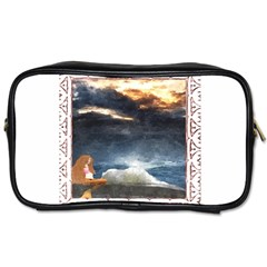 Stormy Twilight [framed] Travel Toiletry Bag (two Sides)