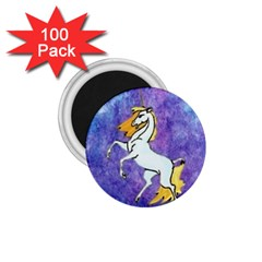 Unicorn Ii 1 75  Button Magnet (100 Pack) by mysticalimages