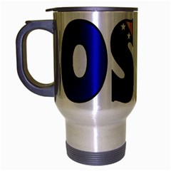 Bosnia Travel Mug (silver Gray)