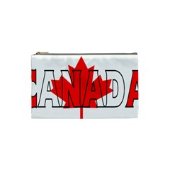Canada Cosmetic Bag (small) by worldbanners