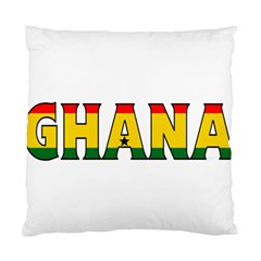 Ghana Cushion Case (one Side) by worldbanners