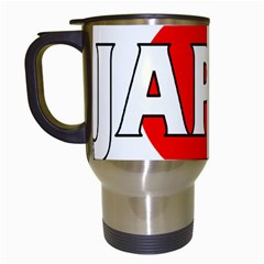 Japan Travel Mug (white)