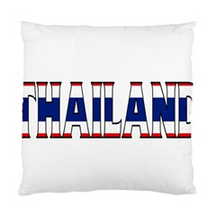Thailand Cushion Case (one Side) by worldbanners