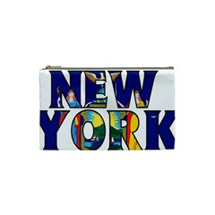 New York Cosmetic Bag (small)