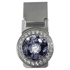 15661082 Shiny Diamonds Background Money Clip (cz)