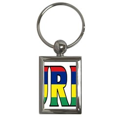 Maurice Key Chain (rectangle)