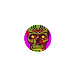 Rockskulls! 1  Mini Button Magnet by Contest1703413