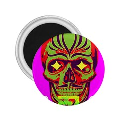 Rockskulls! 2 25  Button Magnet by Contest1703413