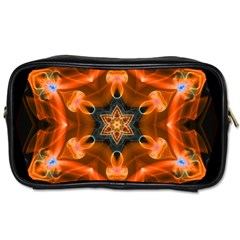 Smoke Art 1 Travel Toiletry Bag (one Side)