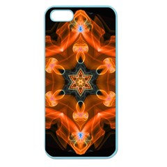 Smoke Art 1 Apple Seamless Iphone 5 Case (color)
