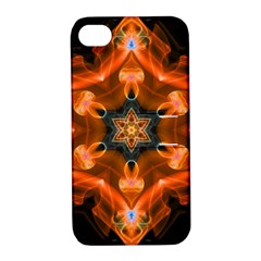 Smoke Art 1 Apple Iphone 4/4s Hardshell Case With Stand by smokeart