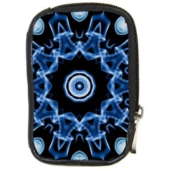 Abstract Smoke  (3) Compact Camera Leather Case