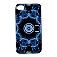 Abstract Smoke  (3) Apple Iphone 4/4s Hardshell Case With Stand by smokeart
