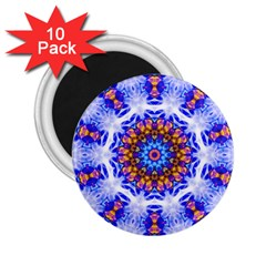 Smoke Art  (6) 2 25  Button Magnet (10 Pack) by smokeart