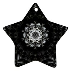 (8) Star Ornament (two Sides) by smokeart