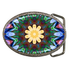 Smoke Art  (9) Belt Buckle (oval) by smokeart
