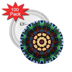 Smoke Art  (10) 2 25  Button (100 Pack) by smokeart