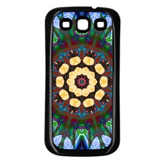 Smoke Art  (10) Samsung Galaxy S3 Back Case (black) by smokeart
