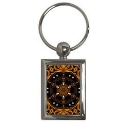 Smoke Art (13) Key Chain (rectangle) by smokeart