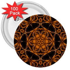Smoke Art (14) 3  Button (100 Pack) by smokeart