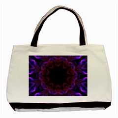 Smoke Art  (15) Twin Sided Black Tote Bag by smokeart