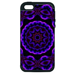 (16) Apple Iphone 5 Hardshell Case (pc+silicone) by smokeart