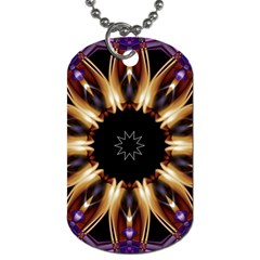 Smoke Art (17) Dog Tag (two Sided)  by smokeart