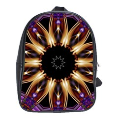 Smoke Art (17) School Bag (xl) by smokeart