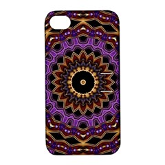 Smoke Art (18) Apple Iphone 4/4s Hardshell Case With Stand by smokeart