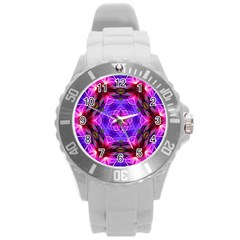 Smoke Art (19) Plastic Sport Watch (large) by smokeart