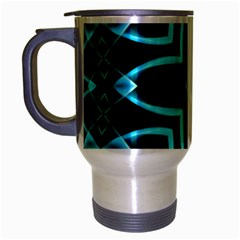 Smoke Art (21) Travel Mug (silver Gray) by smokeart