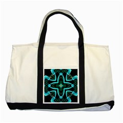 Smoke Art (21) Two Toned Tote Bag by smokeart
