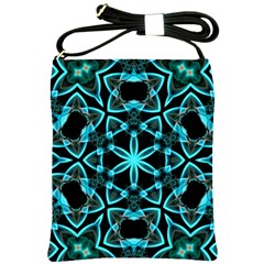 Smoke Art (22) Shoulder Sling Bag
