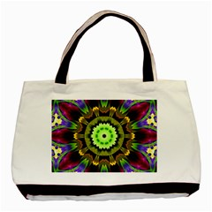 Smoke Art (23) Twin Sided Black Tote Bag by smokeart
