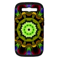 Smoke Art (23) Samsung Galaxy S Iii Hardshell Case (pc+silicone)