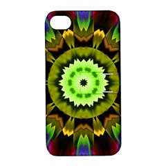 Smoke Art (23) Apple Iphone 4/4s Hardshell Case With Stand by smokeart