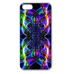 Mobile (2) Apple Seamless Iphone 5 Case (clear) by smokeart