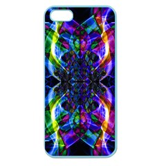 Mobile (2) Apple Seamless Iphone 5 Case (color) by smokeart