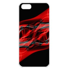 Mobile (3) Apple Iphone 5 Seamless Case (white) by smokeart