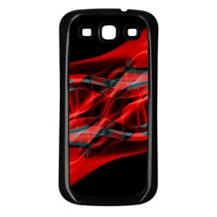 Mobile (3) Samsung Galaxy S3 Back Case (Black)