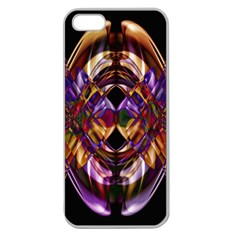 Mobile (4) Apple Seamless Iphone 5 Case (clear) by smokeart