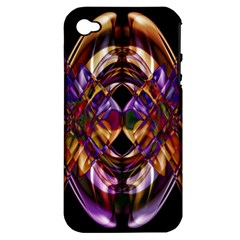 Mobile (4) Apple Iphone 4/4s Hardshell Case (pc+silicone) by smokeart