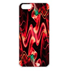 Mobile (5) Apple Iphone 5 Seamless Case (white) by smokeart