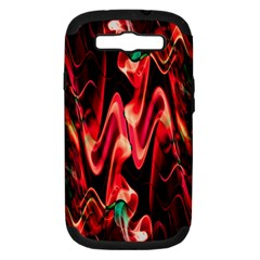 Mobile (5) Samsung Galaxy S Iii Hardshell Case (pc+silicone) by smokeart