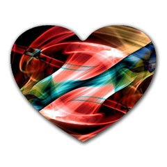 Mobile (6) Mouse Pad (heart) by smokeart